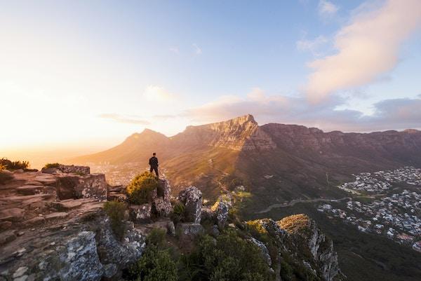 Sor Afrika Lions Head Cape Town