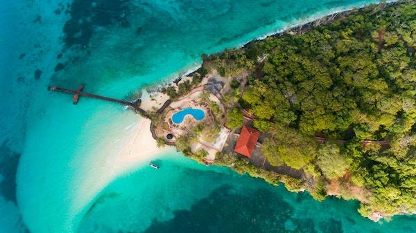 Getty Images 942176808 Tanzania Zanzibar Changuu island prison island