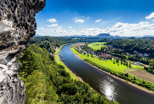 Getty Images 643428780 Tyskland Elben Bastei