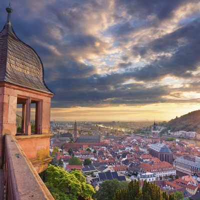 Getty Images 547223882 Tyskland Heidelberg