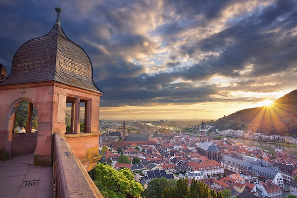 Getty Images 547223882 Tyskland Heidelberg