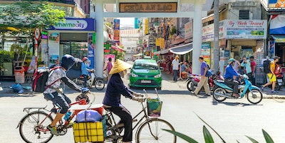 Gettyimages 921731936 Vietnam Ho Chi Minh City Sykkel 1