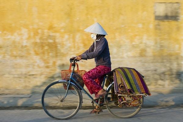 Istock 5050039 Hoi An Vietnam Sykkel