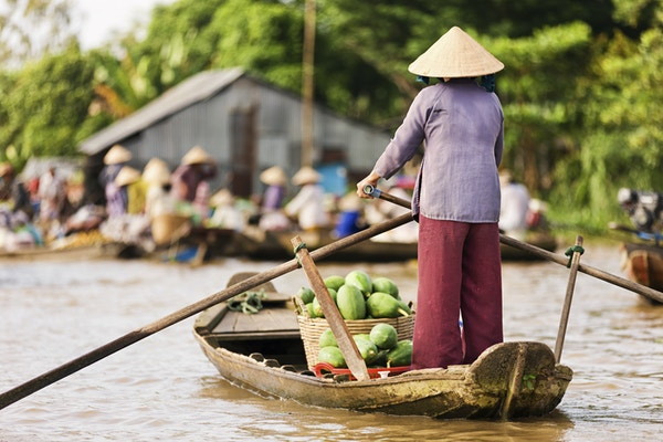 Istock 000019799573 Vietnam Mekong