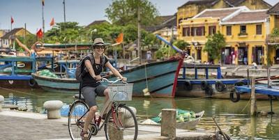 Istock 38033292 Hoi An Vietnam Sykkel